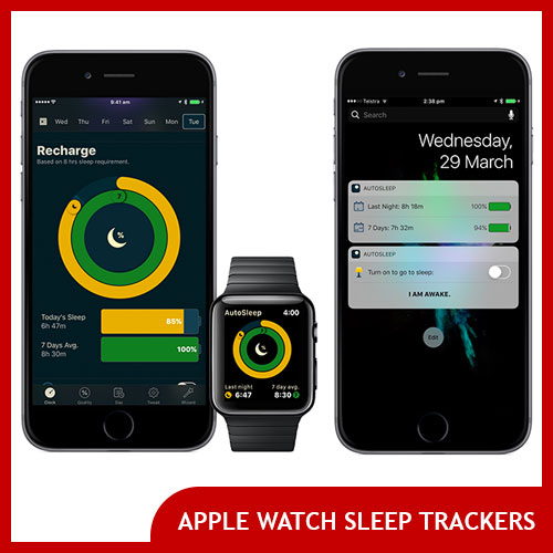 Apple Watch Sleep Trackers