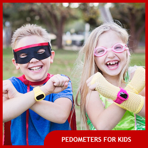 Activity Trackers and Pedometers for Kids