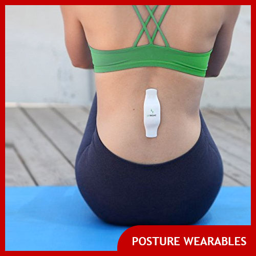 Best Posture Wearables & Trackers