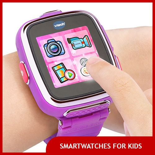 Fitness Tracking and Smartwatches for Kids