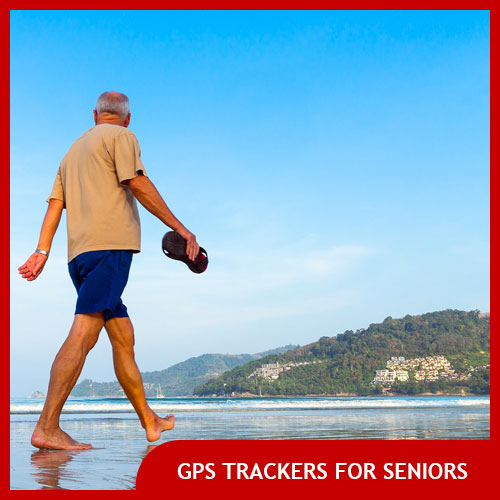 GPS Trackers for Seniors & Elderly Dementia Patients