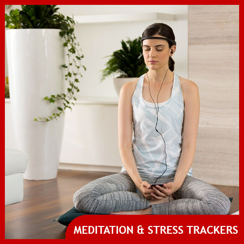 Mindfulness, Meditation, and Stress Trackers