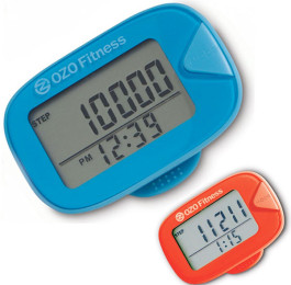 OZO Fitness Pedometer Step Counter