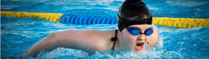 waterproof activity tracker swimming