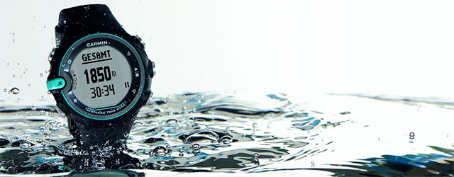 Waterproof Fitness Watch for Swimmers