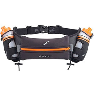 Fitletic 16-ounce Hydration Belt for Running