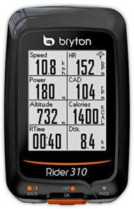Bryton Rider 310 GPS Cycling Computer with Cadence