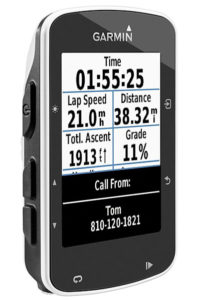 Garmin Edge 520 GPS Bike Computer with Cadence and Heart Rate