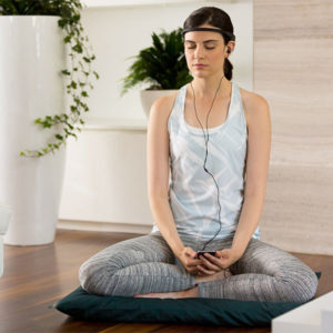 Muse Brain Sensing Headband and Meditation Assistant