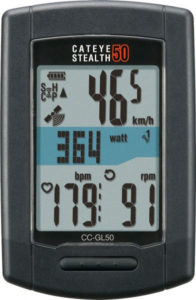 Cateye Stealth 50 GPS Cycling Computer