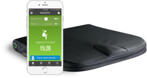 Darma Pro Comfort Cushion Posture Coach and Activity Tracker