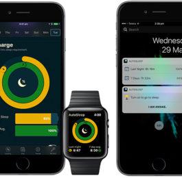 Autosleep Sleep Tracking App for Apple Watch