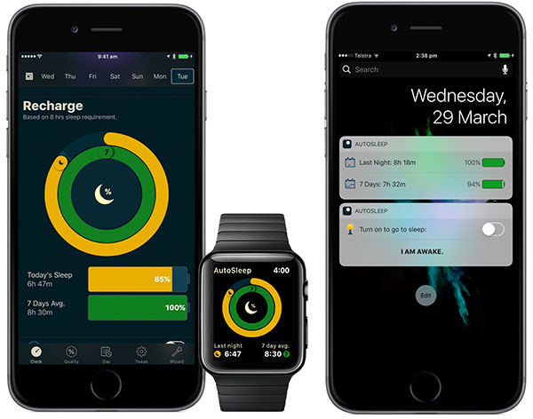 Best Apple Watch Sleep Trackers - Fitness Tracker Central