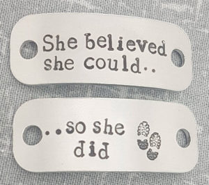Trainer Tags Gifts for Runners
