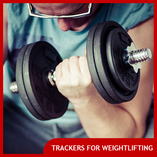 Best Activity Trackers for Weight Lifting