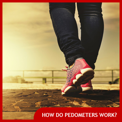 How does a Pedometer Work?