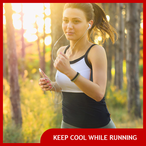 10 Tips to Stay Cool Running in Hot Weather
