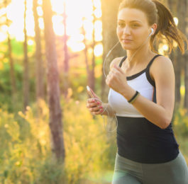 Tips to Stay Cool Running in Hot Weather