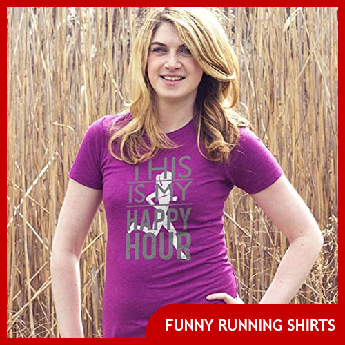 10 Funniest T-Shirts for Runners